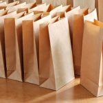 Изготовление крафт-пакетов для пекарни