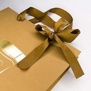 Фольгирование на пакетах